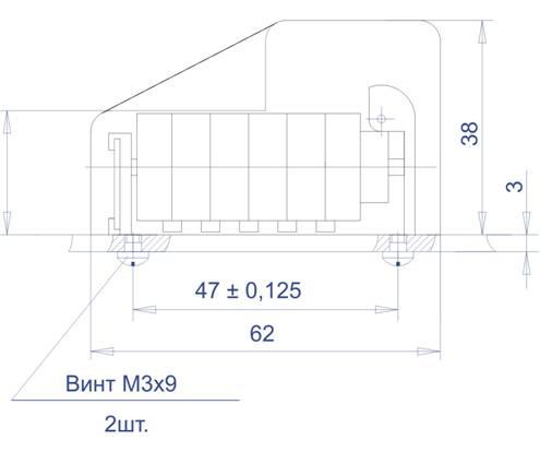 СВН-2-01, СВН-2-02 счетчик времени наработки